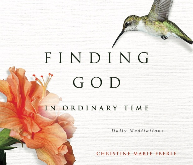Finding God in Ordinary Time book cover